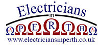 Electricians in Perth logo